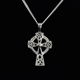 Celtic Cross Pendant (Trinity)
