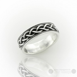 Celtic Plait Ring