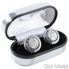 Cufflinks - Star Masonic