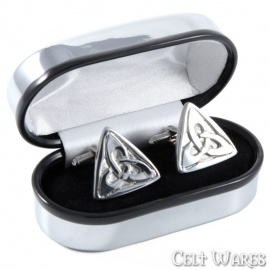 Cufflinks - Trinity Triangle