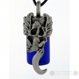 Dragon Bottle Pendant