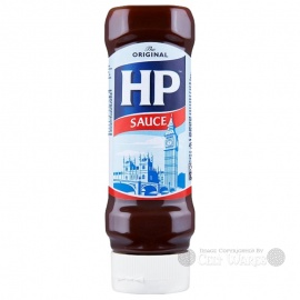 HP Brown Sauce 450g Squeezy