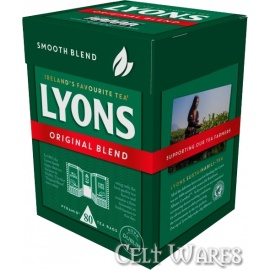 Lyons Tea - Green (80s)