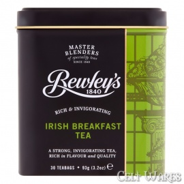 Bewleys Irish Breakfast Tea Tin