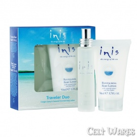 Inis Traveler Duo - Perfume and Body Lotion