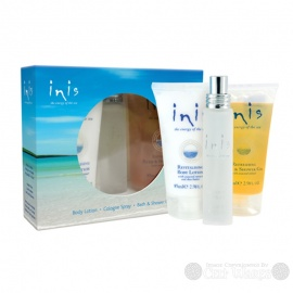 Inis Trio (15ml, Body Lotion, Shower Gel)
