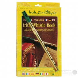 Irish Tin Whistle Pack (Book)