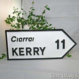 Kerry Road Sign