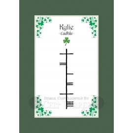 Kylie - Ogham First Name