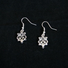 Luckenbooth Earrings (Small)