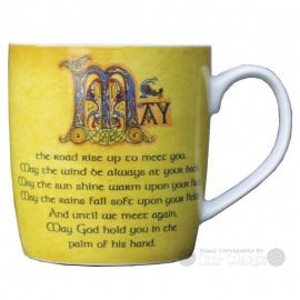 May the Road Rise Mug