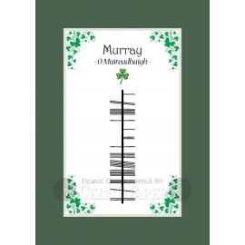 Murray - Ogham Last Name