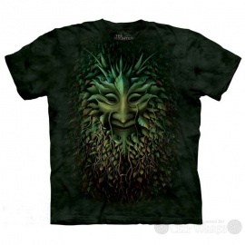 Smiling Greenman T-Shirt