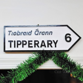 Tipperary Road Sign