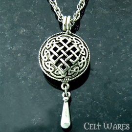 Celtic Knot Necklace Diffuser