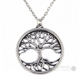 Tree of Life Pewter Pendant