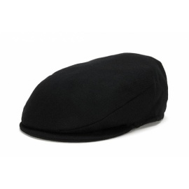 Tweed Black Cap
