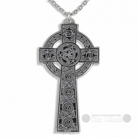 XL Celtic Cross Pendant