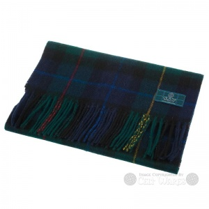 Smith Tartan Lambswool Scarf