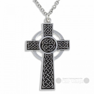St Piran Cross Pendant